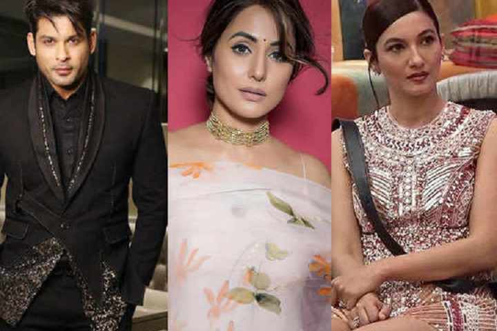 Sidharth Shukla Surprisingly Had An Amazing Time With Gauhar Khan And Hina Khan In Bigg Boss 14 House, Actor Says