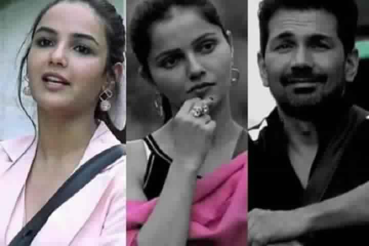 Bigg Boss 14: Jasmin Bhasin Threatens To Reveal Personal Details About Rubina Dilaik and Abhinav Shukla
