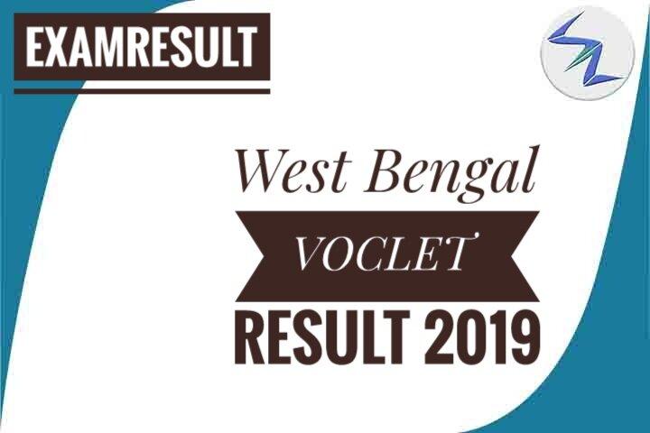 West Bengal VOCLET Result 2019 Declared | Details Inside