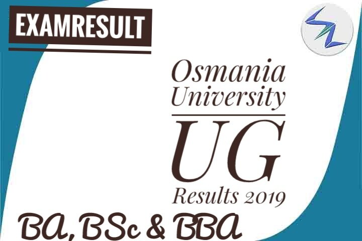 Osmania University UG Exam 2019 | Result Declared | Details Inside