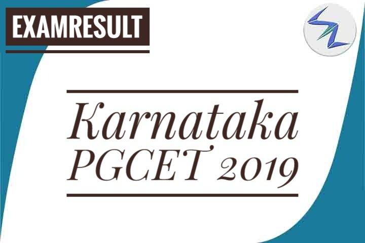 Karnataka PGCET 2019 Result Declared | Details Inside