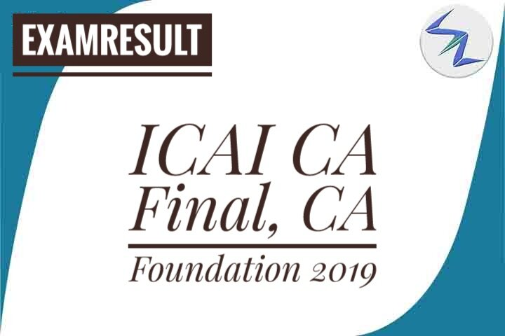 ICAI CA Final And CA Foundation 2019 Result Declared | Details Inside