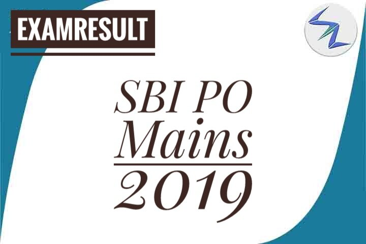 SBI PO Mains 2019 Result Announced | Details Inside
