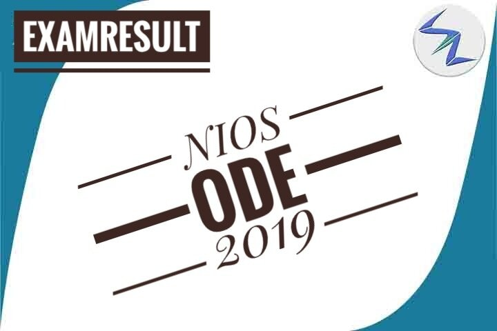 NIOS ODE 2019 | Exam Result Declared | Details Inside