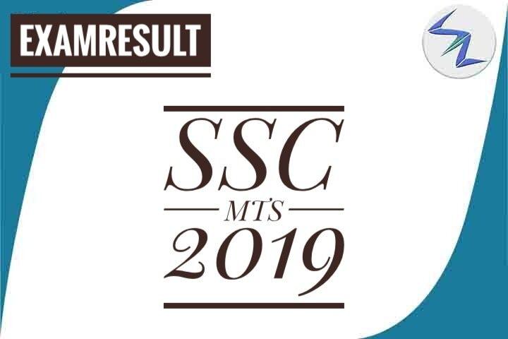 SSC MTS 2019  | Paper 1 Result Declared  | Details Inside