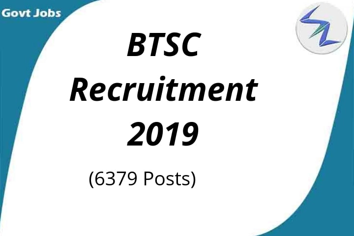 Bihar Technical Service Commission Recruitment 2019 | 6379 Posts for Junior Engineer | Full  Details Inside
