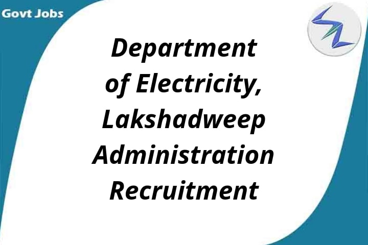 Department of Electricity, Lakshadweep Administration, Government of