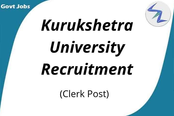 Kurukshetra University Recruitment 2019   198  Open  posts f...