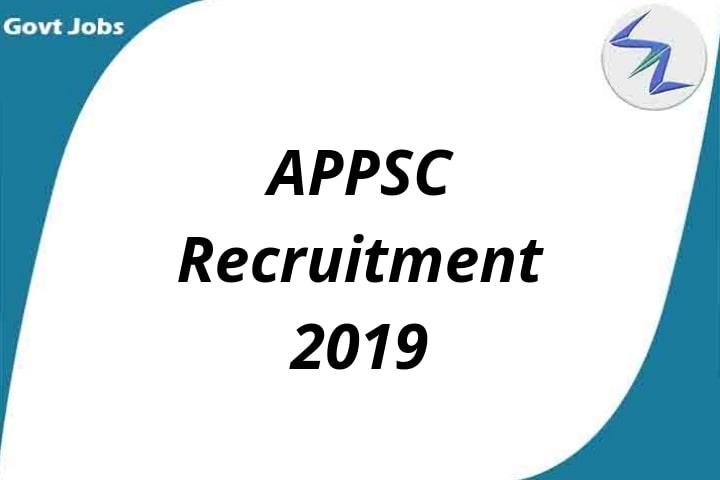 Arunachal Pradesh Public Service Commission Recruitment 2019...
