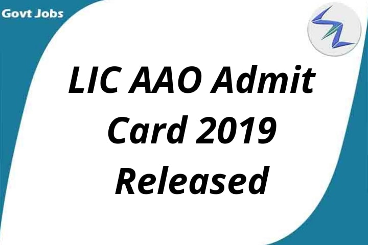 Life Insurance Corporation has released Admit Card for the p...