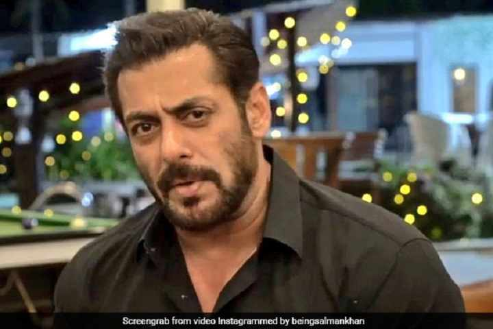 Salman Khans Strong Message For The Lockdown Voileters