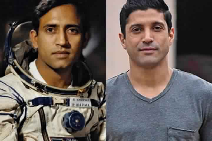 Farhan Akhtar On Board To Play Lead In Rakesh Sharma Biopic?