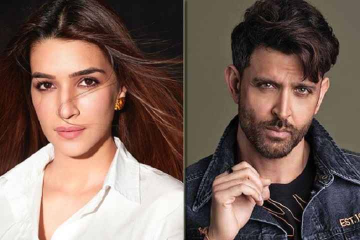 Kriti Sanon To Star With Hrithik Roshan In Krrish 4?