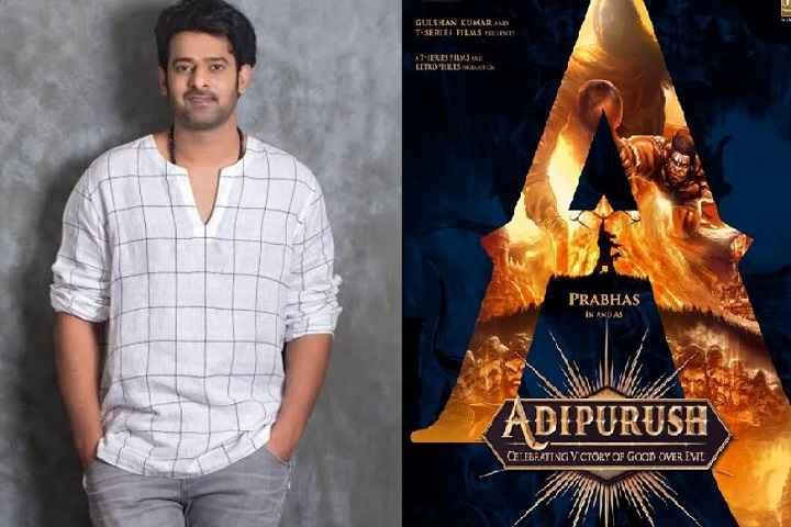 Prabhas Next Movie Titled Adipurush Is An Adaption Of Ramayan
