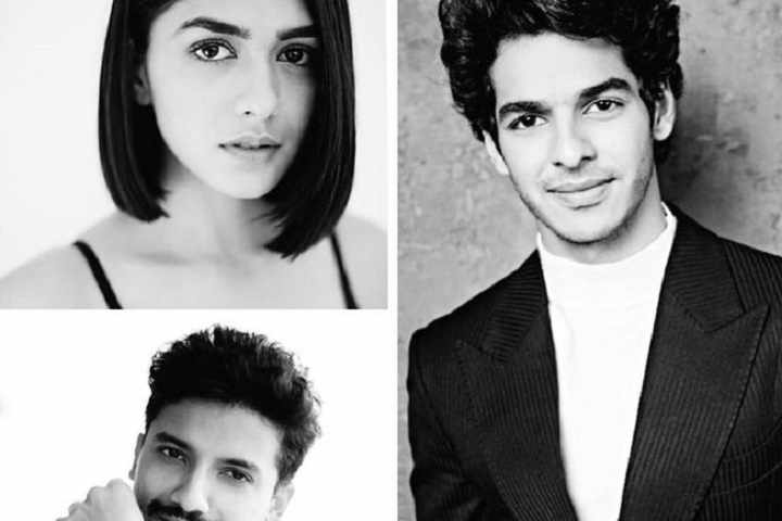 Mrunal Thakur, Priyanshu Painyuli To Star With Ishaan Khatter In War Drama 'Pippa'