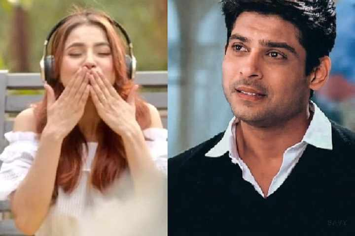 Fans Got SidNaaz Moment After Sidharth Shukla Wishes Shehnaz Gill For Her Latest...