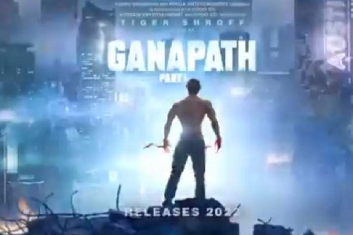 Tiger Shroff To Star In And As Ganapath In Vikas Bahl Directorial