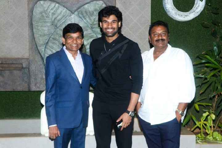 Bellamkonda Sai Sreenivas To Make Hindi Debut With The Remake of Prabhas  SS Raj...
