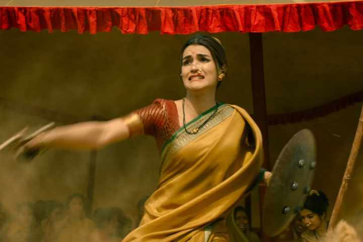 1 Year of Panipat Kriti Sanon Reminisces About Her Role and Action Sequence in T...