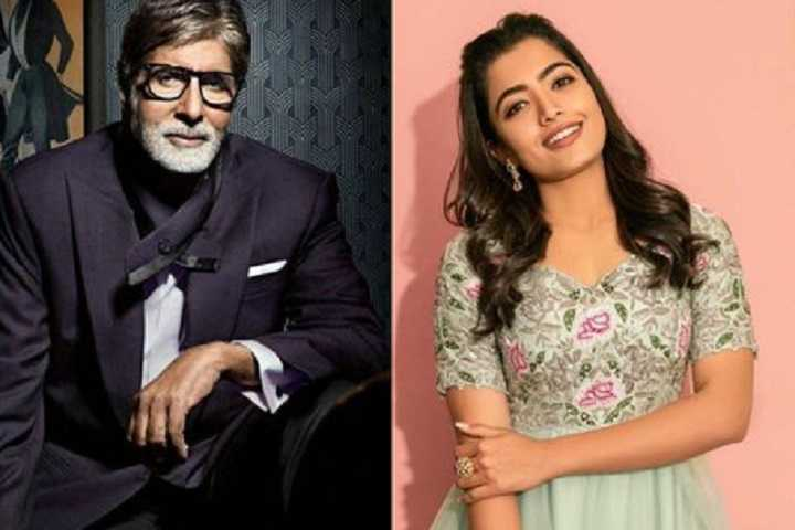 Rashmika Mandanna To Share Screen Space With Amitabh Bachchan In Vikas Bahls Nex...