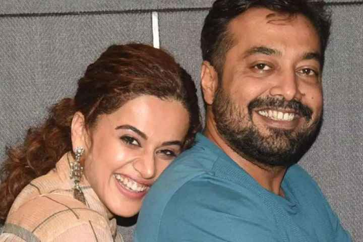Income Tax Department Claims Crores Hidden After Raids Carried Out In Mumbai At Taapsee Pannu, Anurag Kashyap And Other's Properties