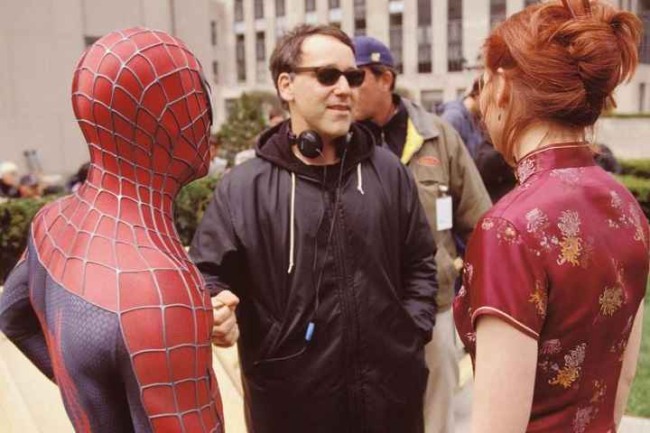 Sam Raimi Explained Why He Made His Spider-Man Trilogy