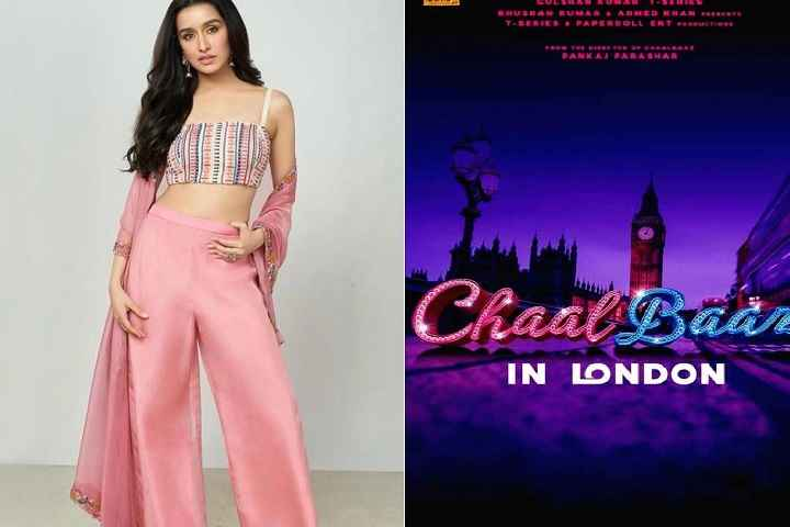 Shraddha Kapoor To Essay Double Role In Chaalbaaz In London