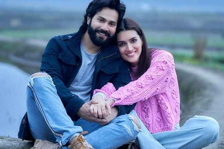 Kriti Sanon Wraps First Schedule Of Bhediya; Shares Adorable Pictures With Varun Dhawan