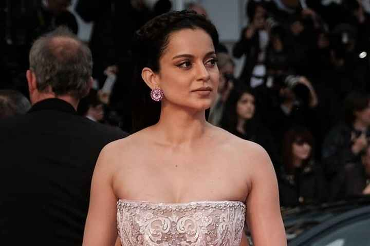 I Failed To See The Opportunity In 'The Dirty Picture': Kangana Ranaut