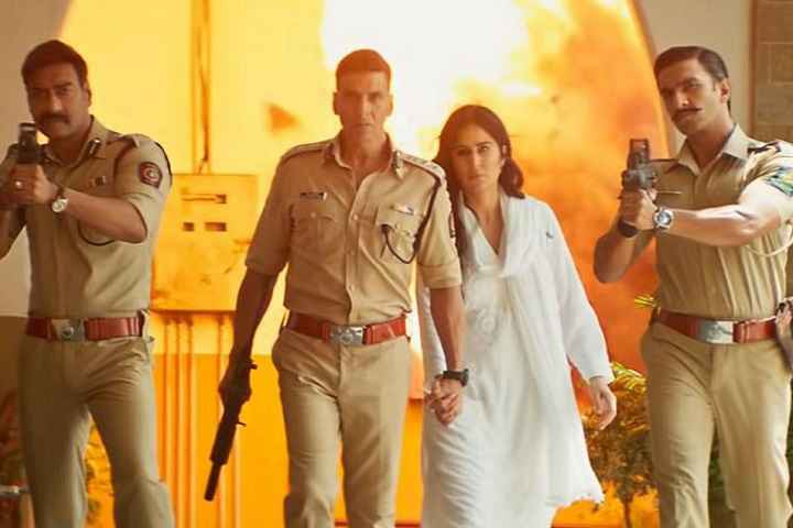 Sooryavanshi To Hit Theaters On Independence Day But Under New Terms With Exhibitors?