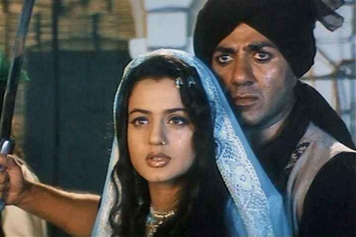 A Sequel To Historic Blockbuster 'Gadar' Is In Works With Sunny Deol, Ameesha Patel, And Utkarsh Sharma