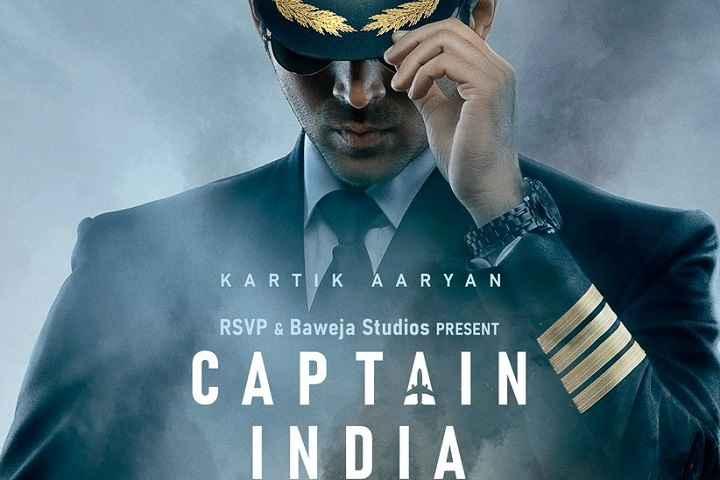 Kartik Aaryan Confirmed To Play An Air Force Pilot In Hansal Mehta Directorial - Captain India