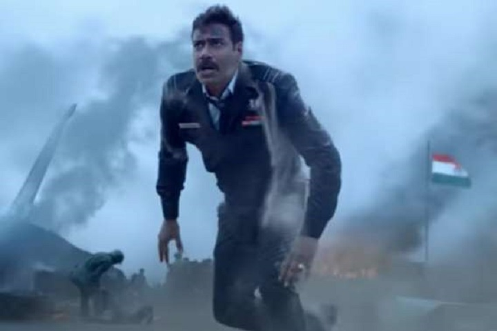 WATCH: Superstar Ajay Devgn's Poetic Tribute To The Indian Brave Hearts Of The Armed Forces