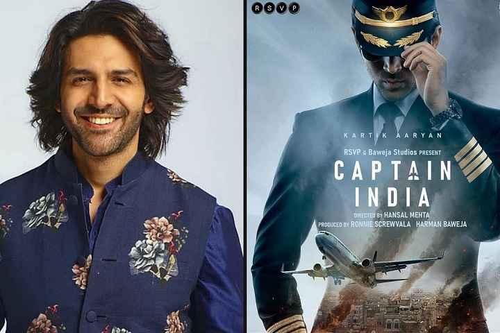 Captain India: Kartik Aaryan's Film With Hansal Mehta And Ronnie Screwvala Is Based On Operation Raahat!