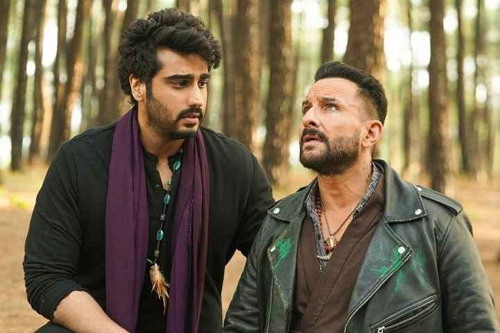 Saif Ali Khan And Arjun Kapoor To Return As Ghost Hunters In Bhoot Police Sequel!