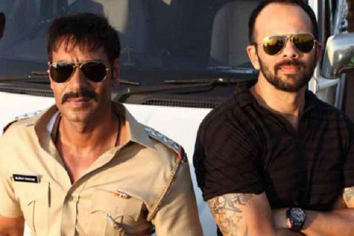 The Third Part Of Rohit Shetty's Cop Franchise 'Singham' Is Locked!