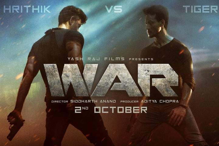 War Box Office Collection 2019 | Day Wise | Worldwide - Sacnilk