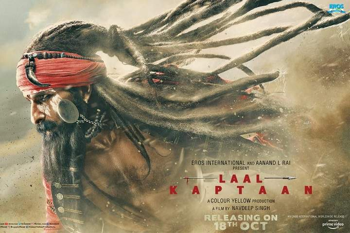 Laal Kaptaan Box Office Collection | Day Wise | Worldwide