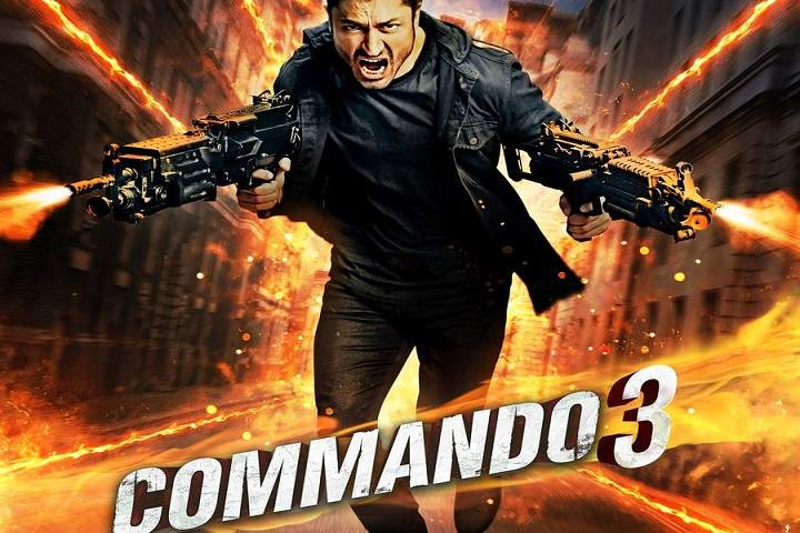 Commando 3 Box Office Collection | Day Wise | Worldwide