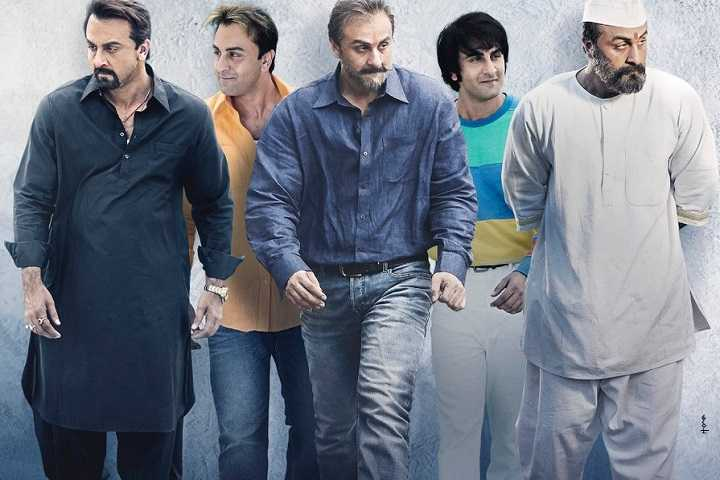 Sanju Day Wise and Total Box Office Collection