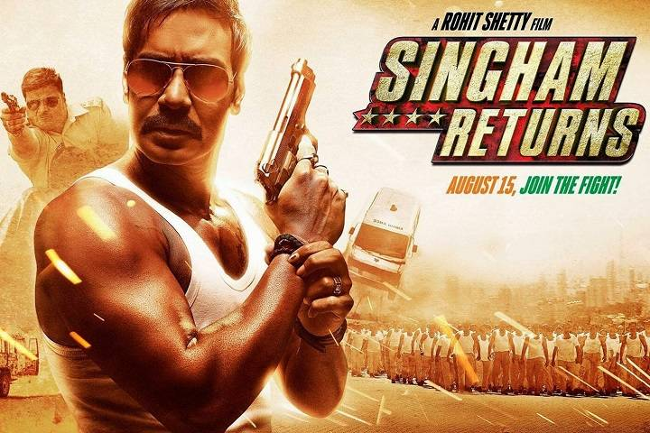 Singham Returns Box Office Collection | Day Wise | Worldwide