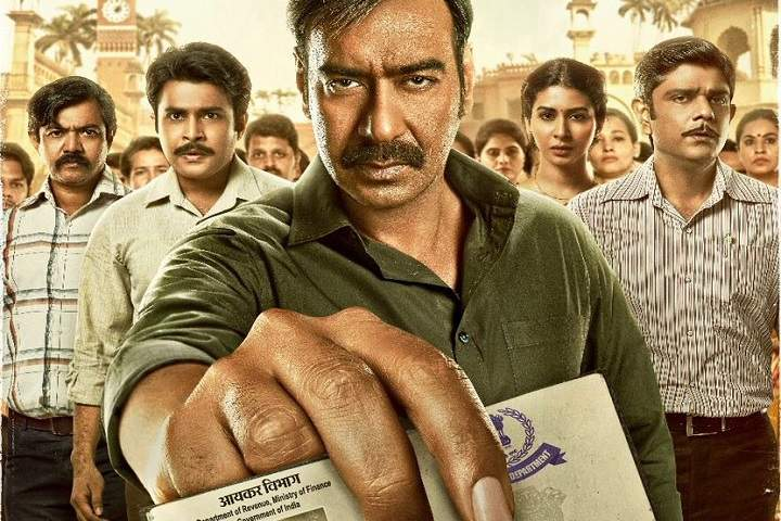 Raid Day Wise and Total Box Office Collection - Sacnilk