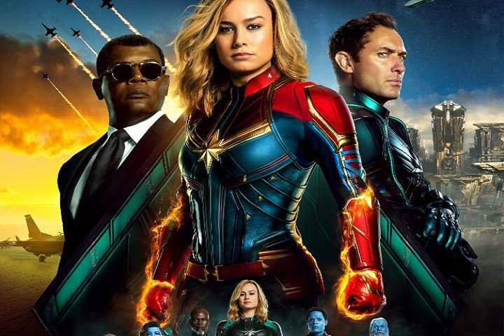 Captain Marvel Box Office Collection | Day Wise | India