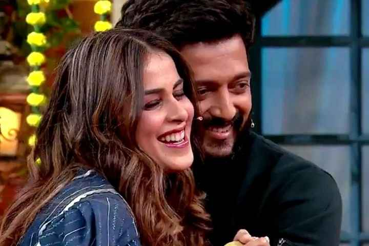 Genelia Excited To Share Screen With Hubby Riteish Deshmukh Again in Digital Show 'Ladies Vs Gentlemen'