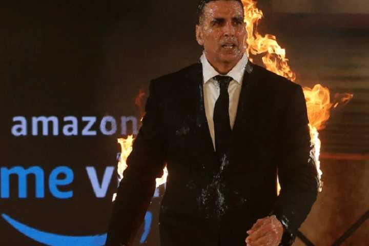 Akshay Kumar's Digital Debut Series 'The End' Likly To Roll Out Later This Year, Says Producer Vikram Malhotra