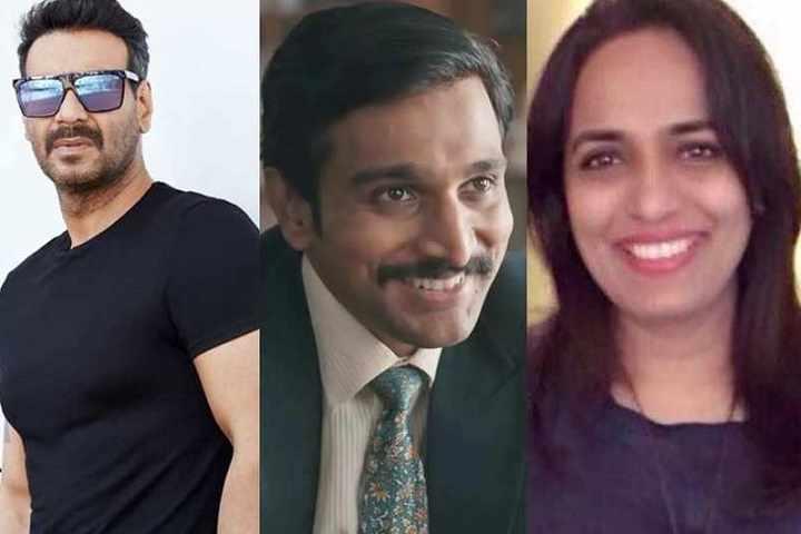 Ajay Devgn And Priti Sinha To Produce A Disney Plus Hotstar Series - Six Suspects Led By Pratik Gandhi