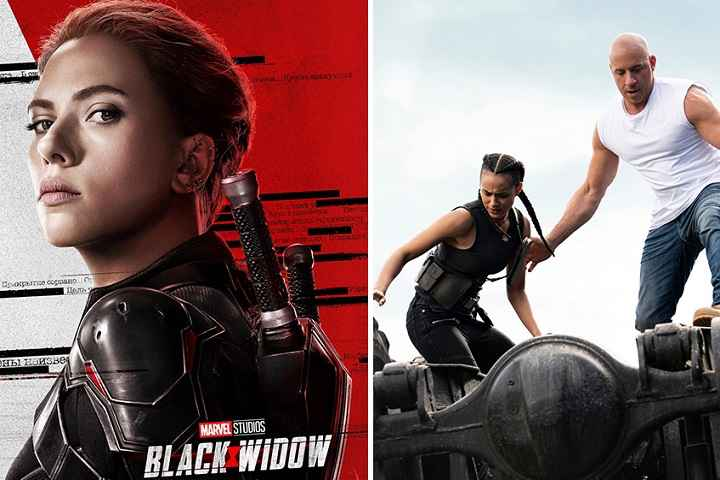 Box Office: Marvel Studios 'Black Widow' Is Projected To Score Higher Than Universal Pictures 'F9' In The Domestic Opening Weekend