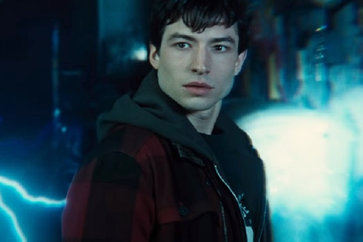 Leaked Set Pictures From 'The Flash' Movie Reveals First Look At Michael Keaton's Bruce Wayne, Ezra Miller's Barry Allen, And Sasha Calle As Supergirl