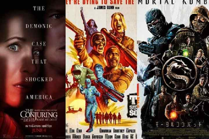 Warner Bros. Announces The Release Dates Of The Suicide Squad, The Conjuring 3, And Mortal Kombat In India