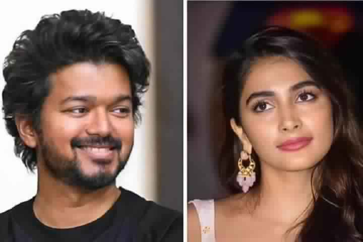 Pooja Hegde To Be Paired With Vijay In Thalapathy 65